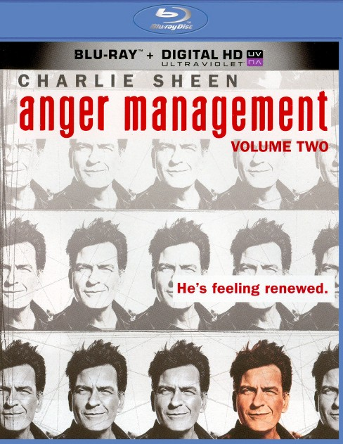 Anger management vol 2 (Blu-ray) - image 1 of 1