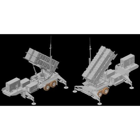 MIM-104C Patriot Surface-to-Air Missile System Miniatures Box Set - image 1 of 1