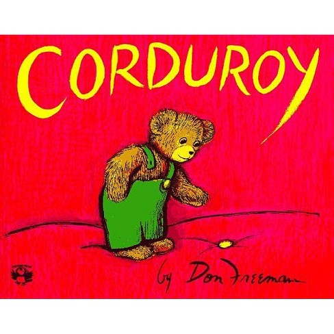 Corduroy - (Picture Puffin Books) by  Don Freeman (Hardcover) - image 1 of 1