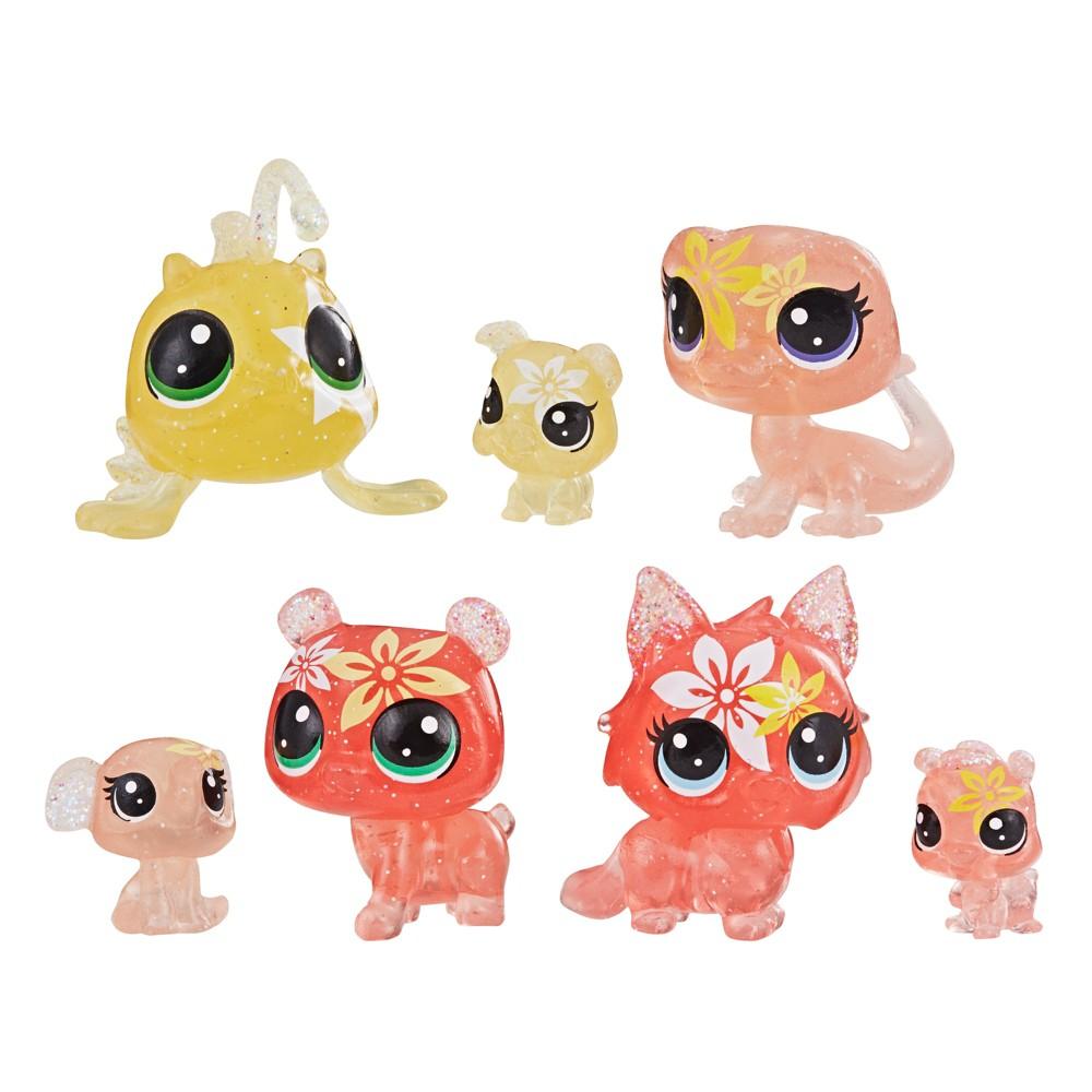 Littlest Pet Shop Petal Party Tiger Lily Collection