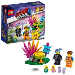 LEGO THE LEGO Movie 2 Good Morning Sparkle Babies! 70847 Lucy and Emmet Building Set 50pc