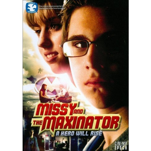 Missy & The Maxinator (DVD) - image 1 of 1