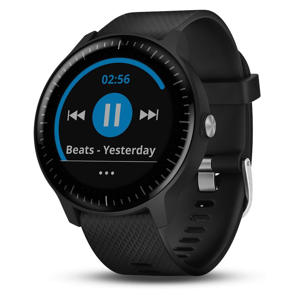 Garmin Vivoactive 3 Smartwatch Music - Black, Size: Regular