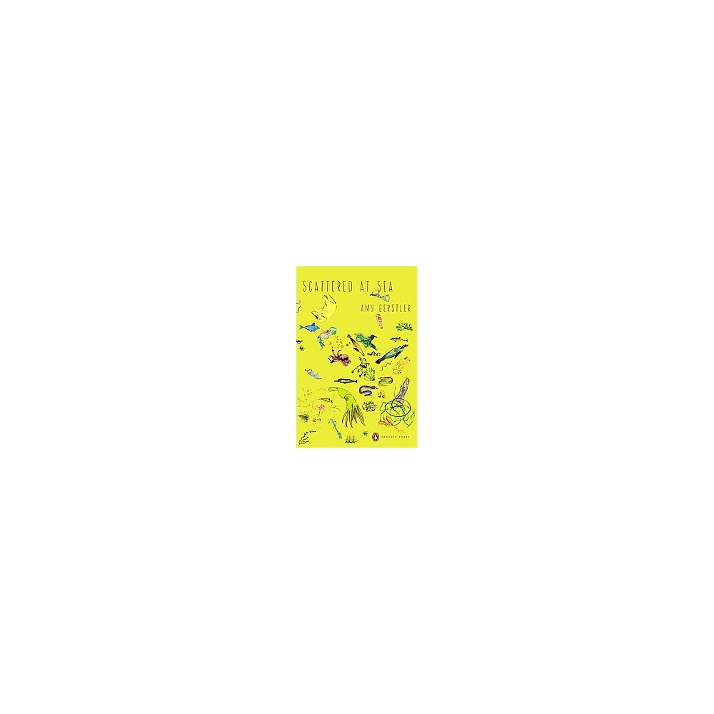 Scattered at Sea (Paperback) (Amy Gerstler)
