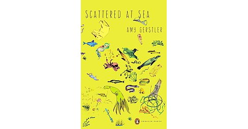 Scattered at Sea ( Penguin Poets) (Paperback) - image 1 of 1