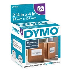 """DYMO 220ct LabelWriter 2.125"""" x 4"""" Shipping Labels"""
