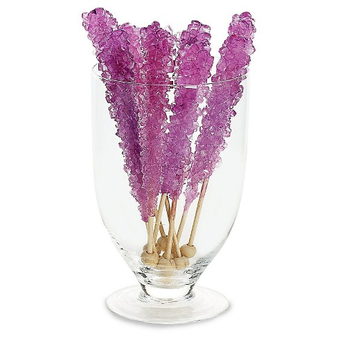 8 ct Grape Rock Candy - image 1 of 1
