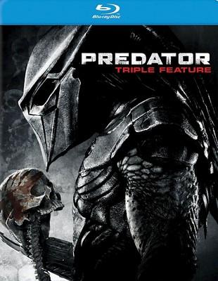Predator Triple Feature (Blu-ray)