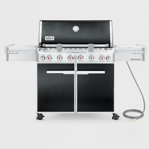 Weber® Summit E-670 Natural Gas Grill - image 1 of 12