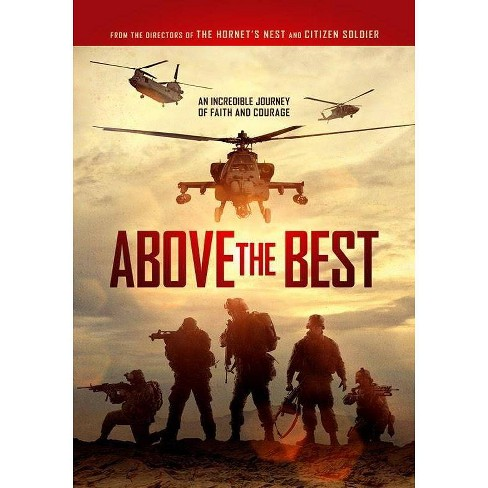 Above The Best (DVD) - image 1 of 1