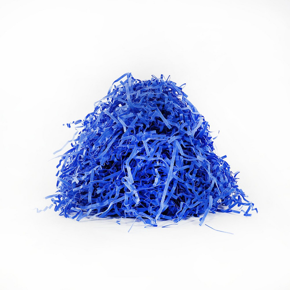 Image of Paper Shred Blue - Spritz