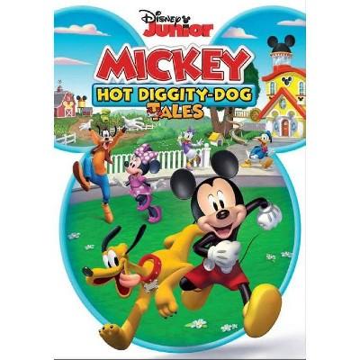 Disney Junior Mickey: Hot Diggity-Dog Tales (DVD)