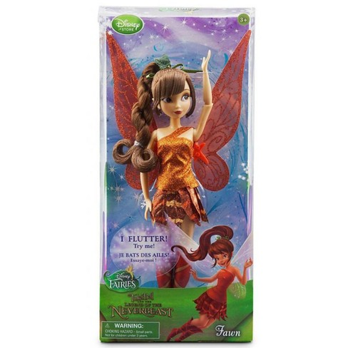 Disney Fairies Tinker Bell and the Legend of the NeverBeast Fawn 10-Inch Doll - image 1 of 2