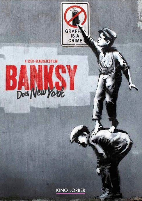 Banksy does new york (DVD) - image 1 of 1