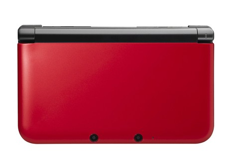 Nintendo® 3DS XL - Red - image 1 of 3