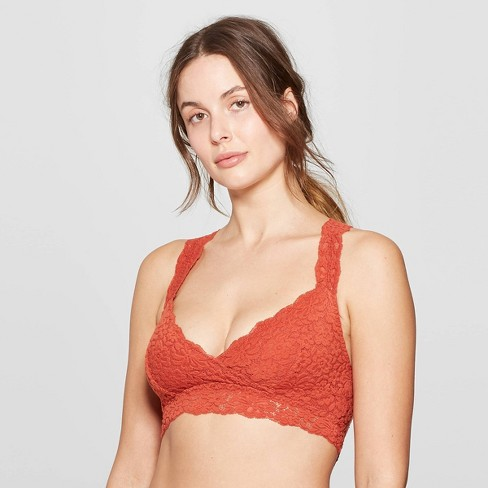 Women's Nursing Lace Bralette - Auden™ - image 1 of 3