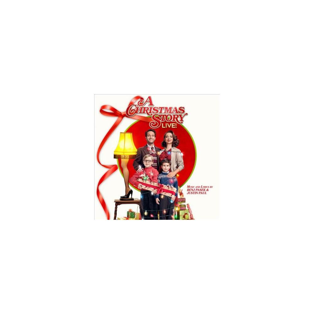 Various - Christmas Story Live (CD)