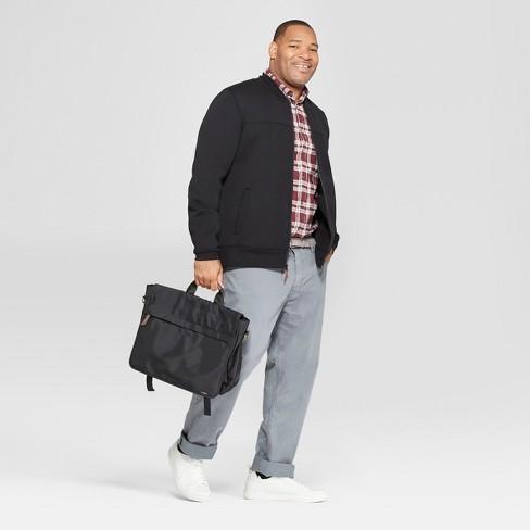29bb0e4dc Men's Tall Scuba Bomber Jackets - Goodfellow & Co™ Black