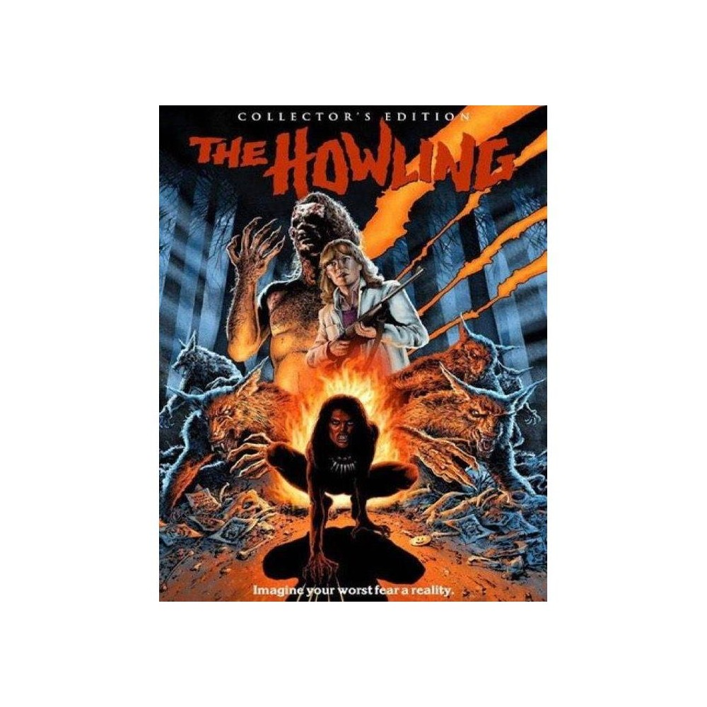 The Howling Blu Ray 2013