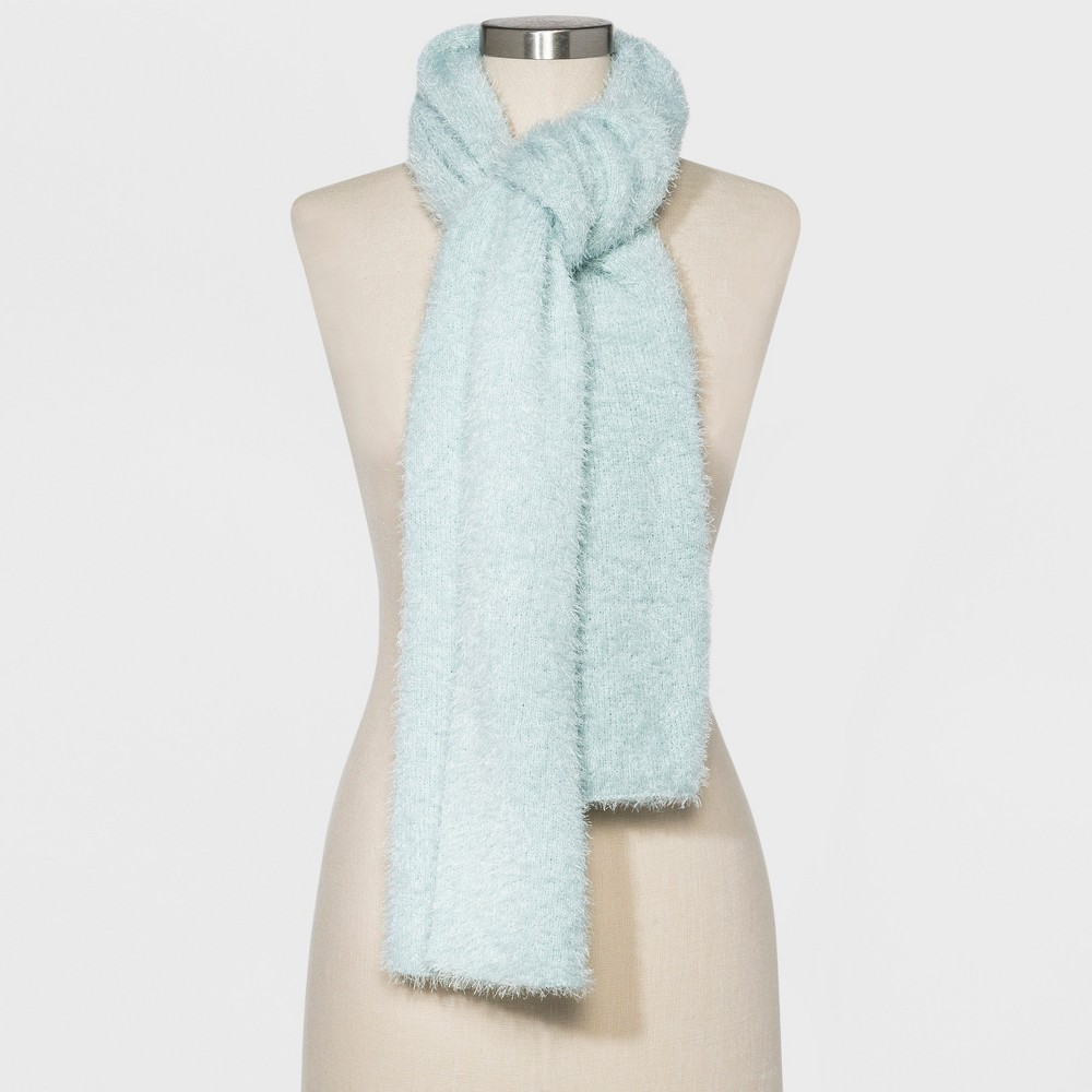 Women's Oblong Scarf - Wild Fable Blue