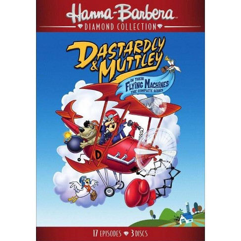Dastardly & Muttley in Their Flying Machines: The Complete Series (DVD) - image 1 of 1