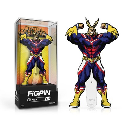 "My Hero Academia 3"" Collector Case FiGPiN - All Might Flex"