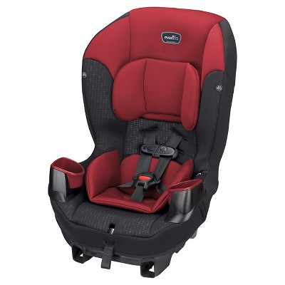 Evenflo® Sonus Convertible Car Seat Rocco Red