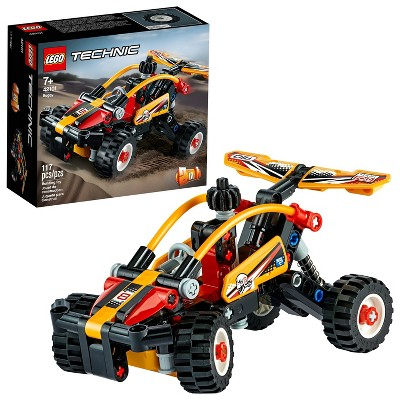 LEGO Technic Buggy 2-in-1 Toy Buggy Building Kit 42101
