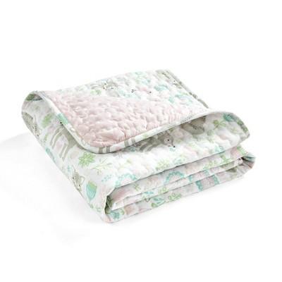 Lush Décor Pixie Fox Organic Cotton Quilt - Single