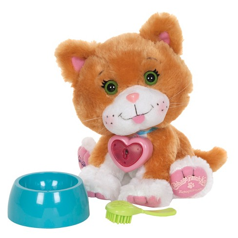"Cabbage Patch Kids 9"" Adoptimals - Tabby Kitty - image 1 of 3"