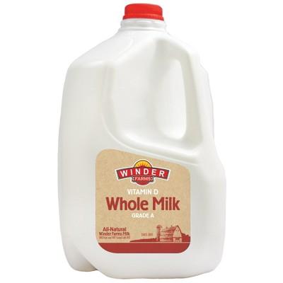 Winder Farms Whole Milk - 1gal