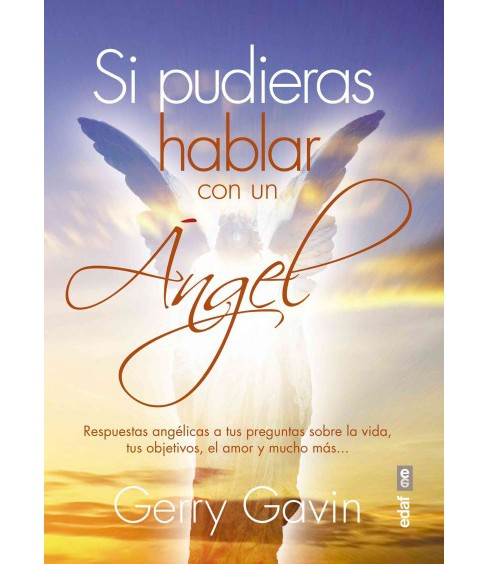 Si pudieras hablar con un ángel / If You Could Talk to an Angel (Paperback) (Gerry Gavin) - image 1 of 1