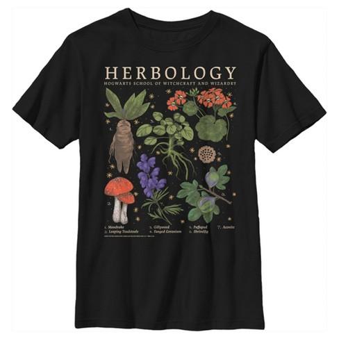 Boy's Harry Potter Hogwarts Herbology T-Shirt - image 1 of 4
