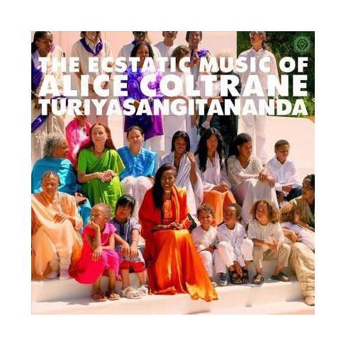 Alice Coltrane - World Spirituality Classics 1: The Ecstatic Music Of Turiya Alice Coltrane (Vinyl) - image 1 of 1
