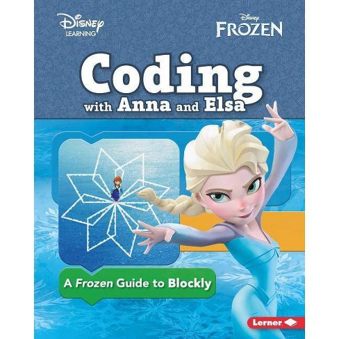 Coding with Anna and Elsa - by  Kiki Prottsman (Hardcover) - image 1 of 1