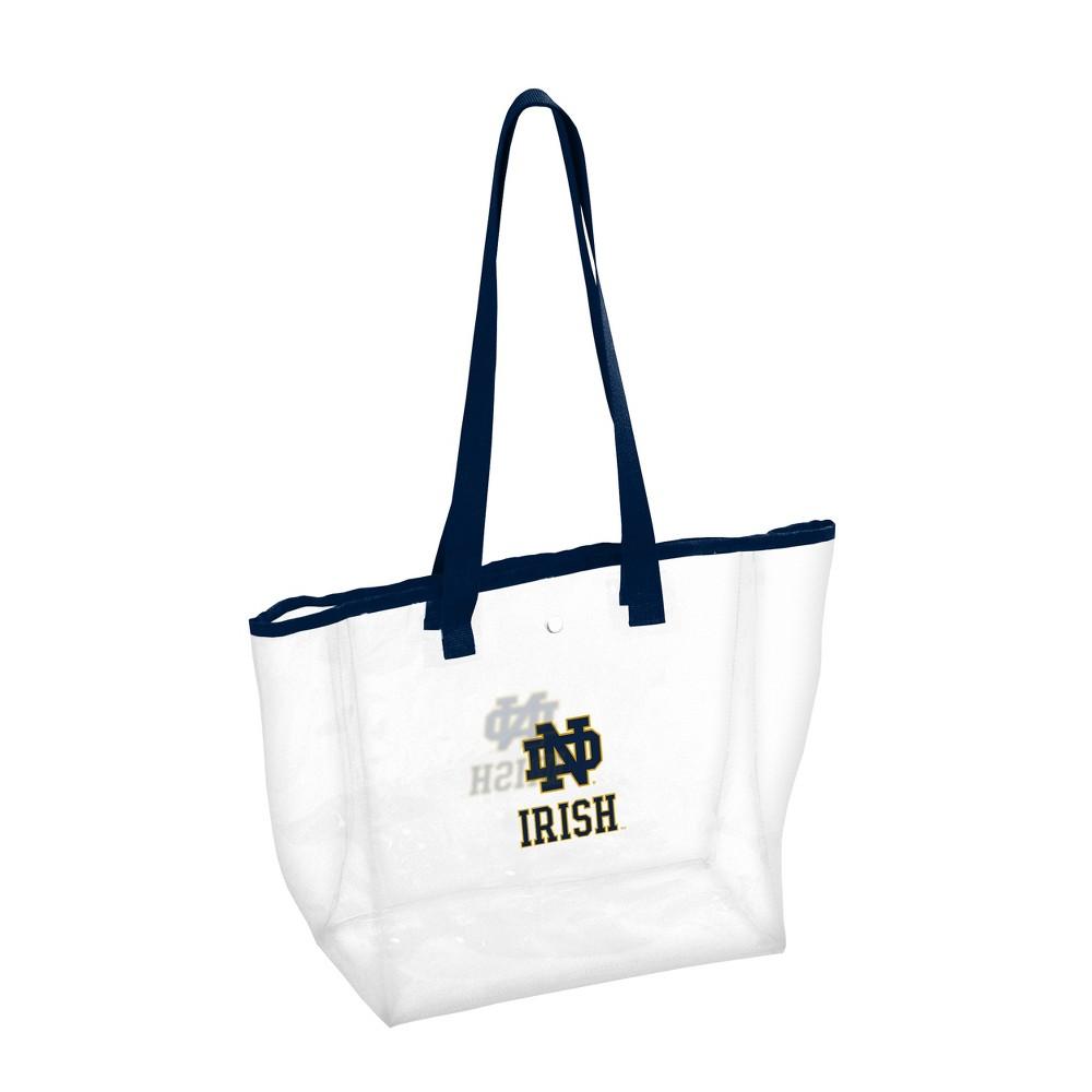 Ncaa Notre Dame Fighting Irish Stadium Clear Bag
