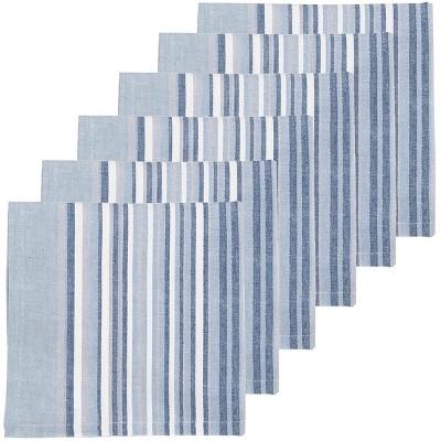 C&F Home Corsica Stripe Cotton Napkin Set of 6
