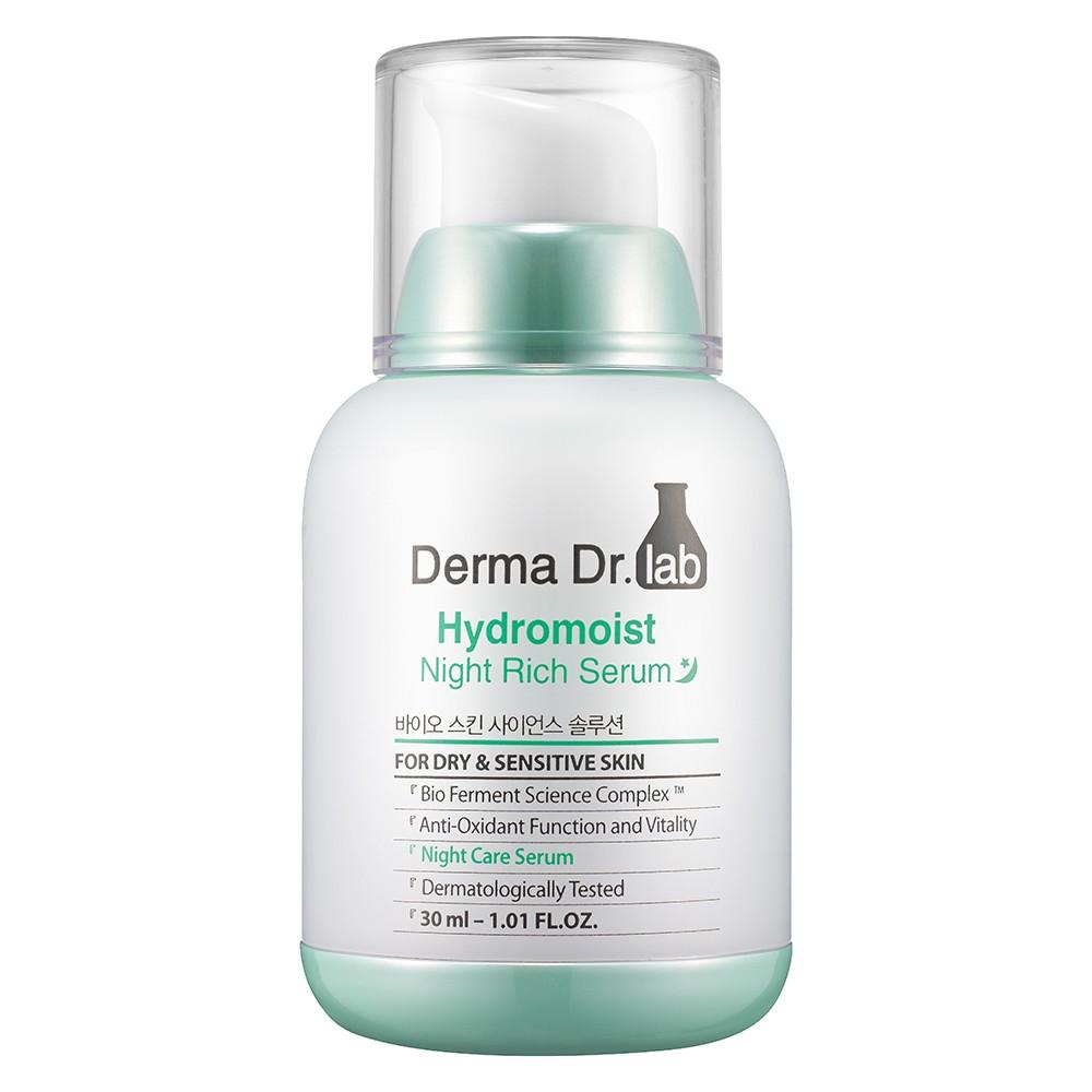 Derma Dr.Lab Hydromoist Night Rich Serum - 1 oz.