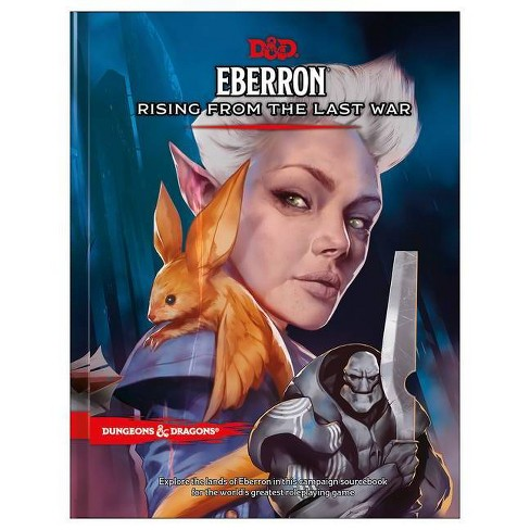 Eberron: Rising from the Last War (D&d Campaign Setting and Adventure Book) - (Hardcover) - image 1 of 1