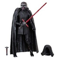 Star Wars The Black Series Supreme Leader Kylo Ren Toy Action Figure