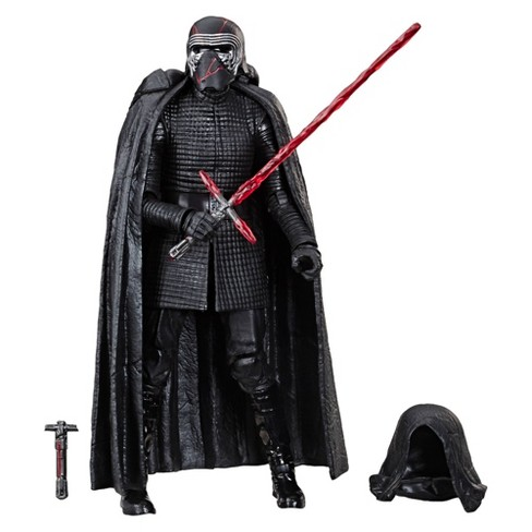 Star Wars The Black Series Supreme Leader Kylo Ren Toy Action Figure - image 1 of 4