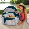 Fisher-Price On the Go Baby Dome Playard - Gray - image 2 of 4