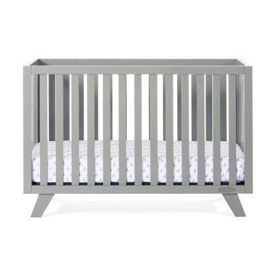 Forever Eclectic by Child Craft Soho 4-in-1 Convertible Crib - Cool Gray