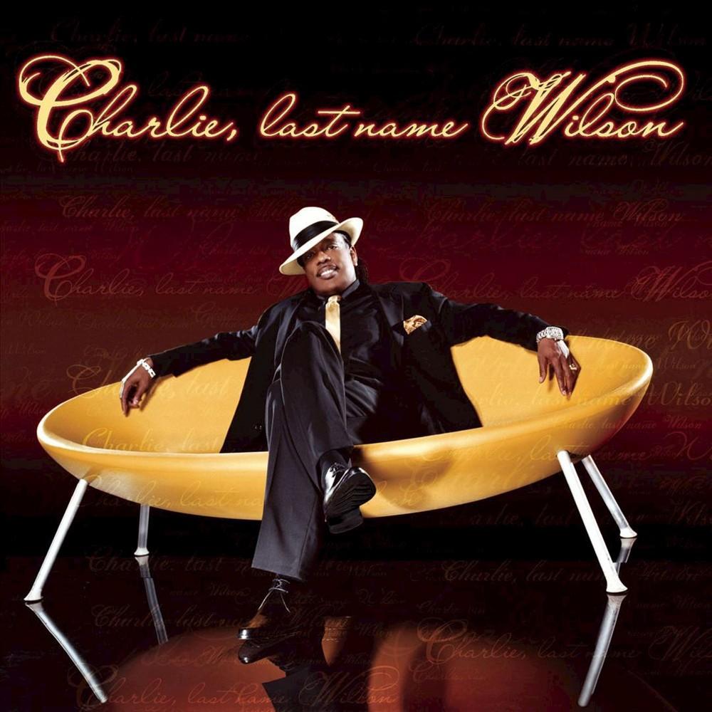 Charlie Wilson - Charlie Last Name Wilson (CD)