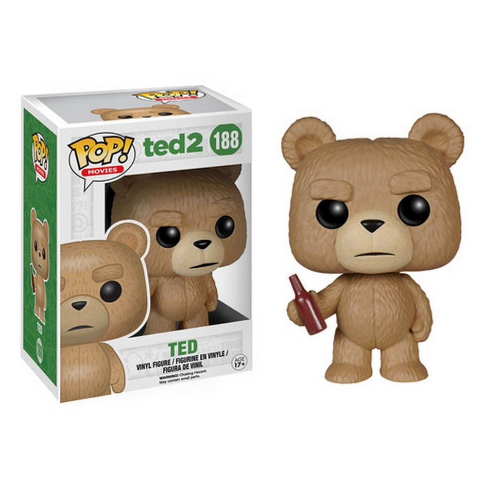 Pop Movies: Ted 2 - Ted with Beer