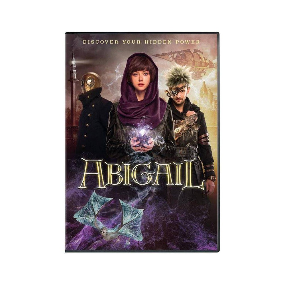 Abigail Dvd