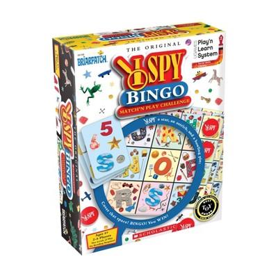 The Original I Spy Bingo Match 'n Play Challenge Game
