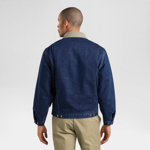 99e89ce63bf Dickies® Men s Stonewashed Denim Jacket   Target