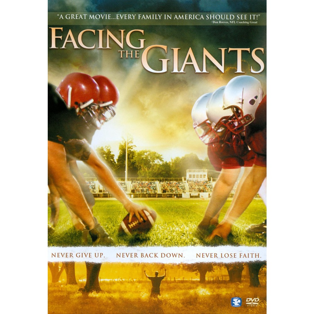 Facing the Giants (dvd_video)