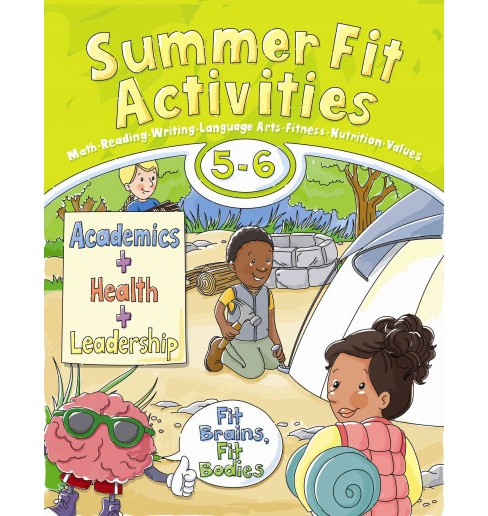 Summer Fit, Fifth - Sixth Grade (Paperback) (Leland  Graham) - image 1 of 1